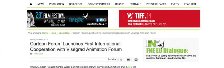 Čítajte o VAF 2015 na filmneweurope.com