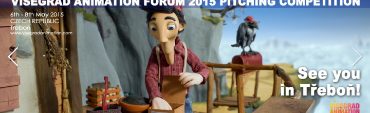 ANIFILM a Visegrad Animation Forum 2015