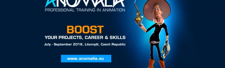 Anomalia Professional Training in Animation